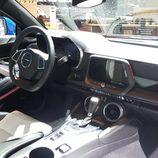 chevrolet camaro 2016 - interior