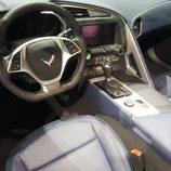 corvette 2016 - interior