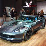 Corvette Grand Sport - 2016