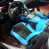 corvette grand sport - habitaculo