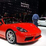 Porsche 718 Boxster directo - frontal
