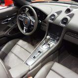 Porsche 718 Boxster - directo interior