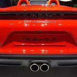 Porsche 718 Boxster - directo escapes
