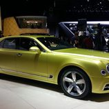 bentley mulsanne speed - amarillo