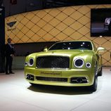 bentley mulsanne speed - parrilla
