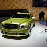 bentley mulsanne speed - capo