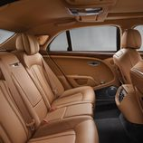 bentley mulsanne - interior marron