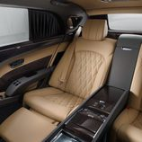 bentley mulsanne - asientos posteriores