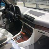 BMW serie 7 antiguo - salpicadero