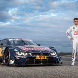 Marco Wittmann - Red Bull BMW M4 DTM