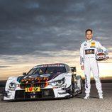 Tom Blomqvist - Ice-Watch BMW M4 DTM