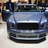 Bentley Mulsanne - capo
