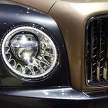 Bentley Mulsanne - opticos