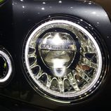 Bentley Mulsanne - led