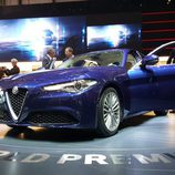 Alfa Romeo Giulia - LEDs