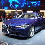 Alfa Romeo Giulia - parrila