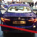 Alfa Romeo Giulia - zaga