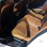 Alfa Romeo Giulia - traseros marrones
