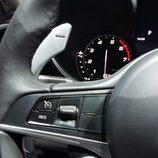 Alfa Romeo Giulia - Leva izquierda