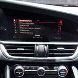 Alfa Romeo giulia 2016 - pantalla