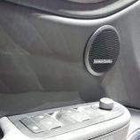 Alfa Romeo Giulia - altavoces