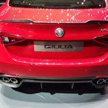 Alfa Romeo Giulia - cuatro salidas