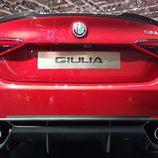 Alfa Romeo Giulia - matricula
