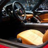 FIAT 124 Spyder - asiento