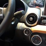 FIAT 124 Spyder - boton