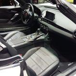 FIAT 124 Spyder - habitaculo