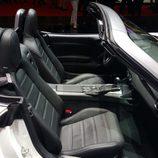 FIAT 124 Spyder - asientos negro