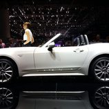 FIAT 124 Spyder - lateral