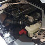 Abarth 124 Spyder - motor