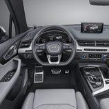 Audi SQ7 - volante