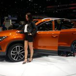 seat ateca 2016 - chica