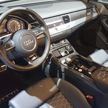 Audi S8 mtm 2016 - interior