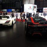 McLaren 650S design - Ginebra