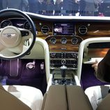 Bentley mulsanne 2016 - salpicadero