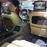 Bentley mulsanne 2016 - plazas traseras