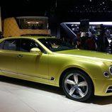 Bentley mulsanne 2016 - verde