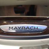 Mercedes-Maybach S 2016 - madera