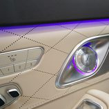 Mercedes-Maybach S 2016 - altavoces