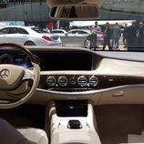 Mercedes-maybach S600 2016 - salpicadero