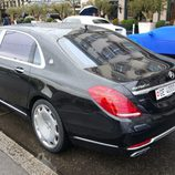 mercedes-maybach s600 2016 - Ginebra streets