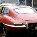 Jaguar E-Type 3.8 Fixed Head Coupe 1963 - rear