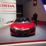 Stand de Honda en el Salón de Ginebra - nsx frontal