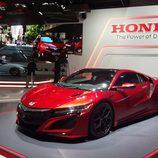 Stand de Honda en el Salón de Ginebra - nsx
