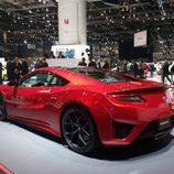 Stand de Honda en el Salón de Ginebra - NSX zaga