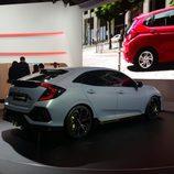 Stand de Honda en el Salón de Ginebra - Civic concept