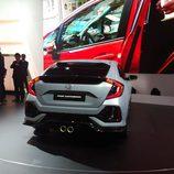Stand de Honda en el Salón de Ginebra - Civic zaga